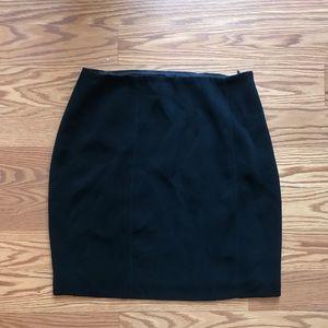 Black Bebe Skirt